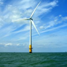 The future looks bright for the offshore wind industry.