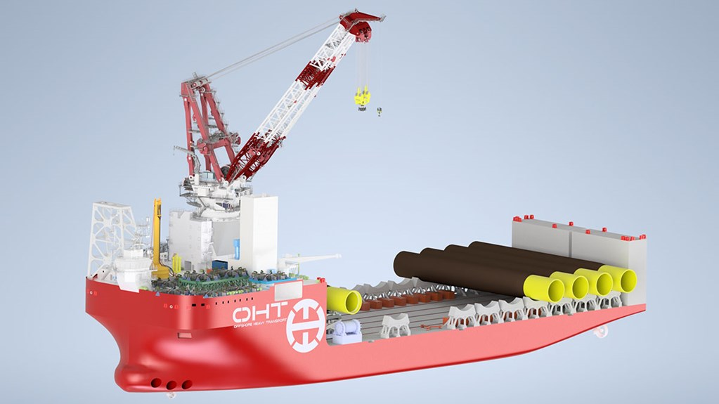 MacGregor wins large offshore wind contract with help from cDynamics